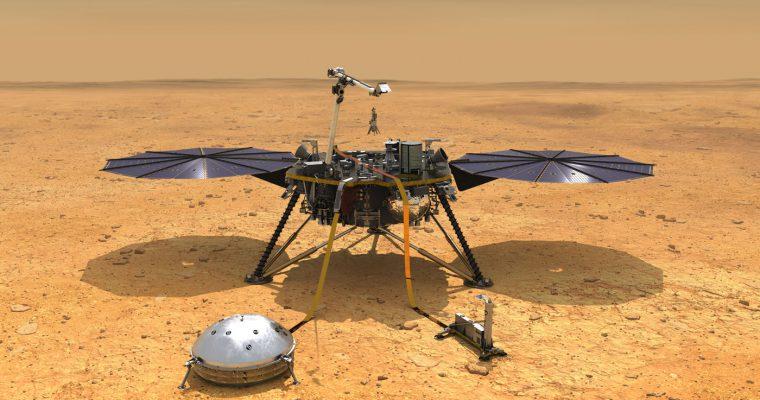 Doktor za Crvenu planetu: InSight stiže na Mars