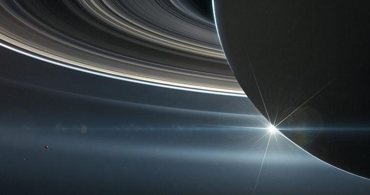 Saturn gubi prstenove velikom brzinom