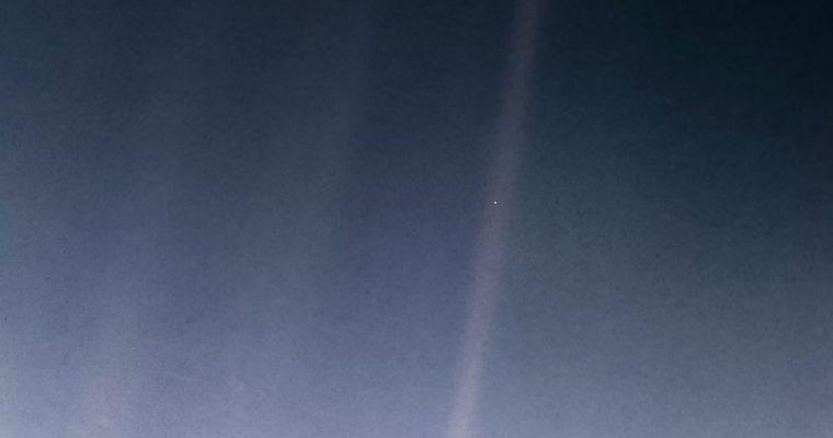 """""""Plava tačka"""" u novom ruhu: 30 godina od nastanka kultne fotografije planete Zemlje"""