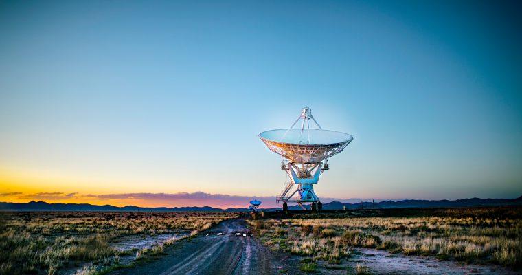Slušajući nebo: Otkrivanje vanzemaljaca