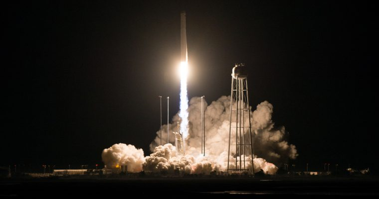 Paketić za astronaute: Sladoled uspešno lansiran na svemirsku stanicu