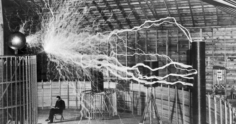 Rat struja: Tesla i Edison