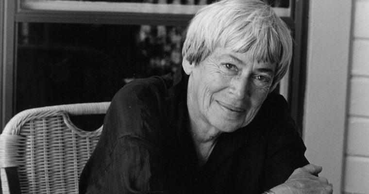 Ursula Legvin: Žena punih šaka