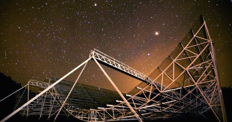 Radio-bljesak koji se ponavlja stigao na Zemlju iz udaljene galaksije