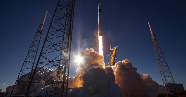 SpaceX uspešno lansirao na Mesec privatni izraelski lender