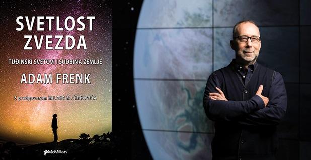 Adam Frenk: Svetlost zvezda