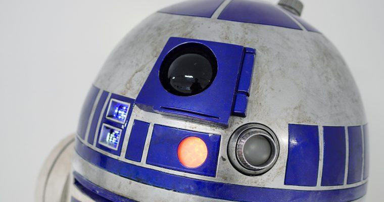 Nemačka opservatorija pretvorena u R2D2 droida iz Ratova Zvezda