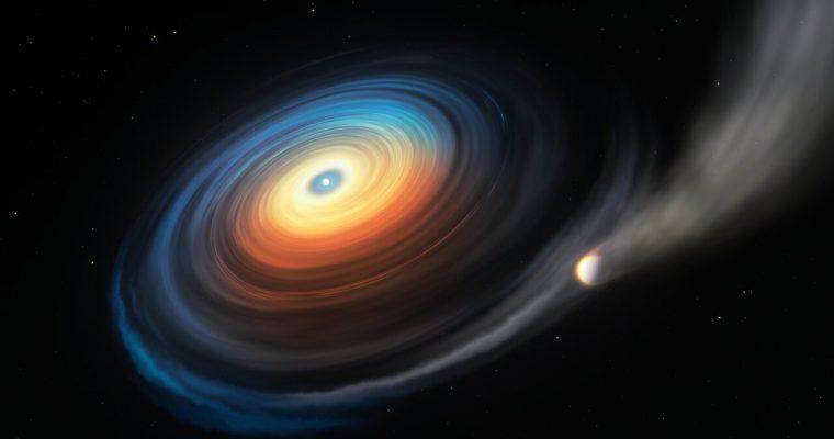 Neočekivani par: Po prvi put otkriven planetarni džin u orbiti oko umrle zvezde