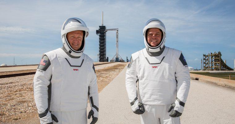 Upoznajte astronaute misije Demo-2